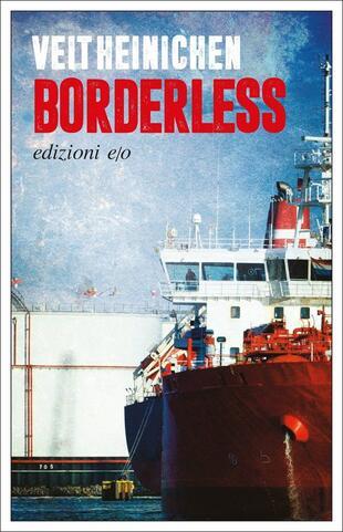 copertina Borderless. Ediz. italiana