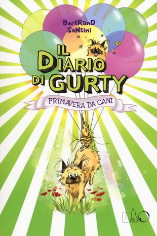 copertina Primavera da cani. Il diario di Gurty