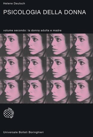 copertina Psicologia della donna