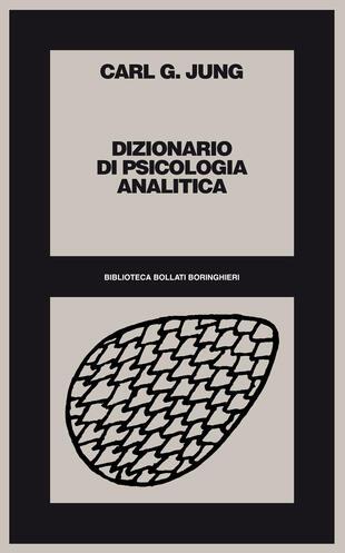 copertina Dizionario di psicologia analitica