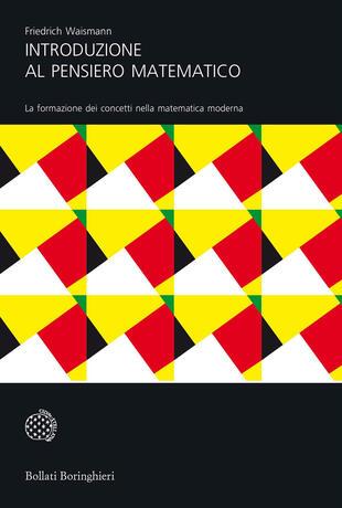 copertina Introduzione al pensiero matematico
