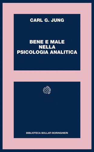 copertina Bene e male nella psicologia analitica