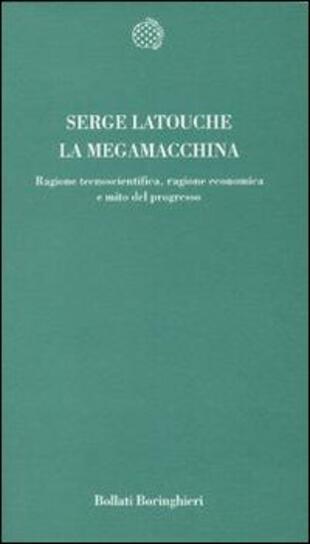 copertina La megamacchina