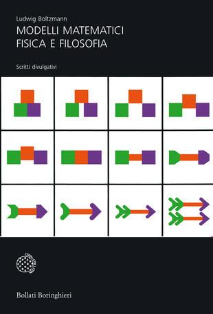 copertina Modelli matematici, fisica e filosofia