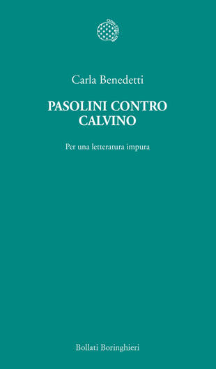 copertina Pasolini contro Calvino
