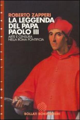 copertina La leggenda del Papa Paolo III