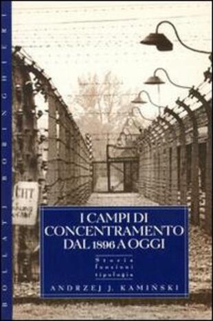copertina I campi di concentramento