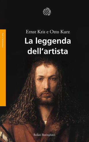 copertina La leggenda dell'artista