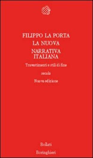 copertina La nuova narrativa italiana