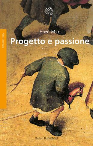 copertina Progetto e passione