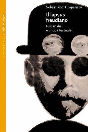 copertina Il lapsus freudiano