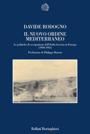 copertina Il nuovo ordine mediterraneo