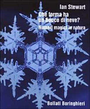 copertina Che forma ha un fiocco di neve?