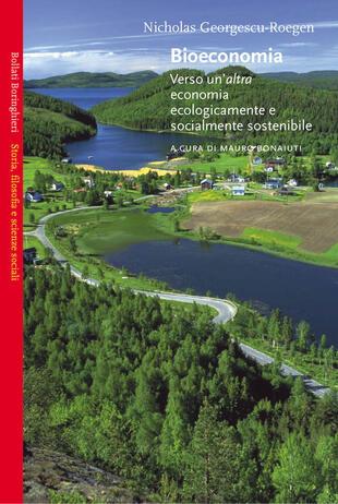 copertina Bioeconomia
