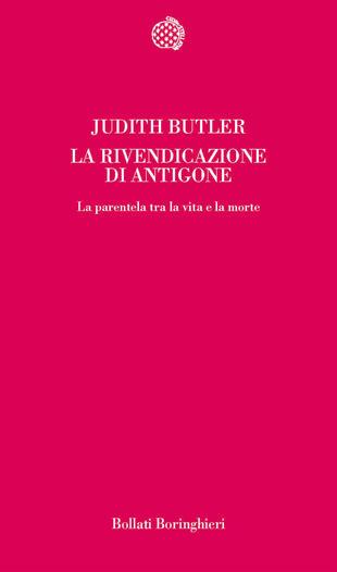 copertina La rivendicazione di Antigone