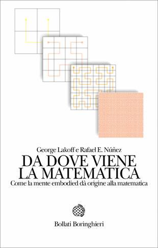 copertina Da dove viene la matematica