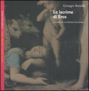 copertina Le lacrime di Eros