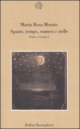 copertina Spazio, tempo, numeri e stelle