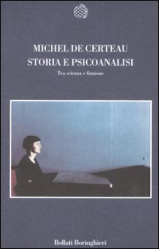 copertina Storia e psicoanalisi