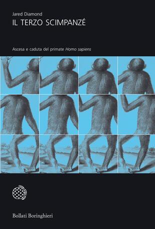 copertina Il terzo scimpanzé
