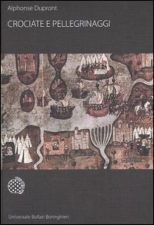 copertina Crociate e pellegrinaggi