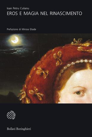 copertina Eros e magia nel Rinascimento