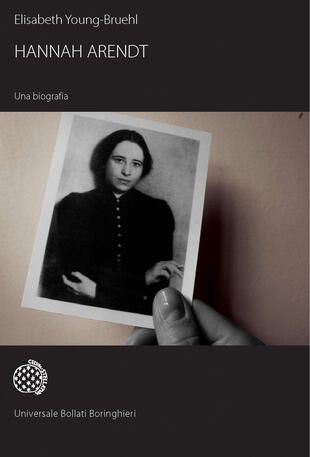 copertina Hannah Arendt