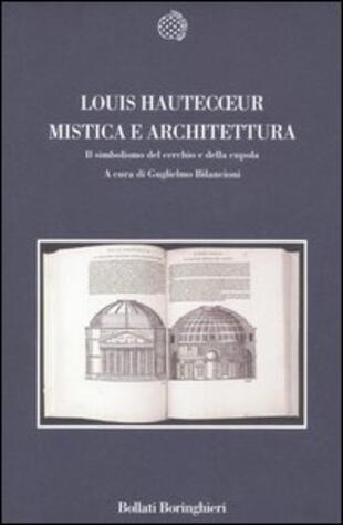 copertina Mistica e architettura