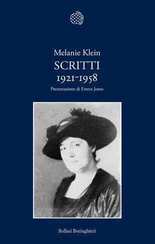 copertina Scritti 1921 - 1958