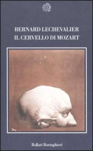 copertina Il cervello di Mozart