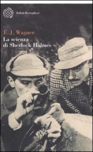 copertina La scienza di Sherlock Holmes