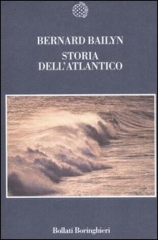 copertina Storia dell'Atlantico