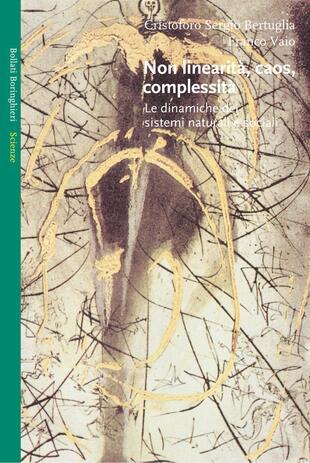 copertina Non linearità, caos, complessità