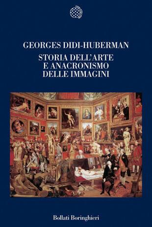 copertina Storia dell'arte e anacronismo delle immagini