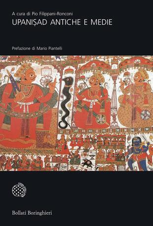 copertina Upanisad antiche e medie