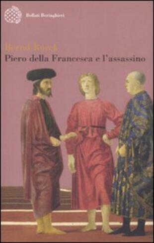 copertina Piero della Francesca e l'assassino