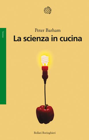 copertina La scienza in cucina