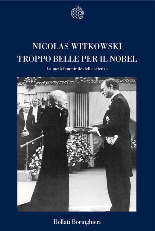 copertina Troppo belle per il Nobel