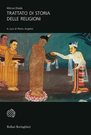 copertina Trattato di storia delle religioni