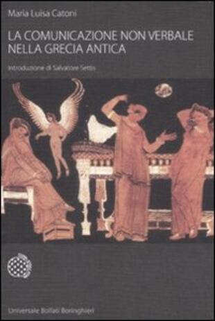 copertina La comunicazione non verbale nella Grecia antica