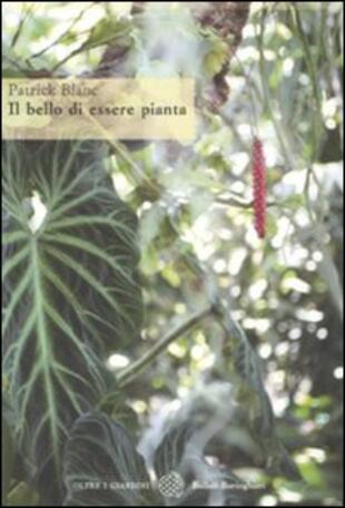 copertina Il bello di essere pianta