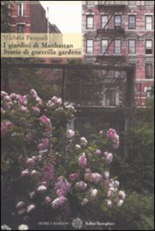 copertina I giardini di Manhattan