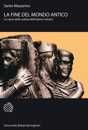 copertina La fine del mondo antico