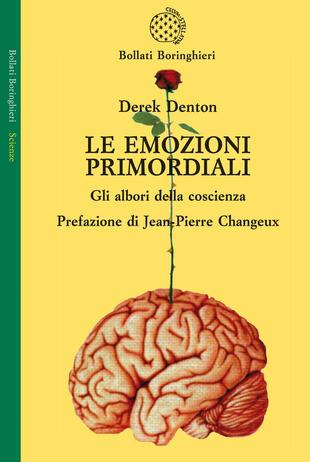 copertina Le emozioni primordiali