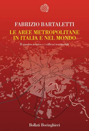 copertina Le aree metropolitane in Italia e nel mondo