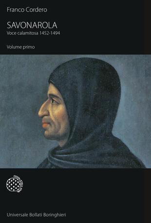 copertina Savonarola