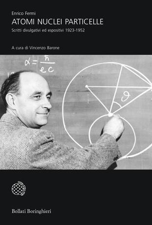 copertina Atomi, nuclei e particelle