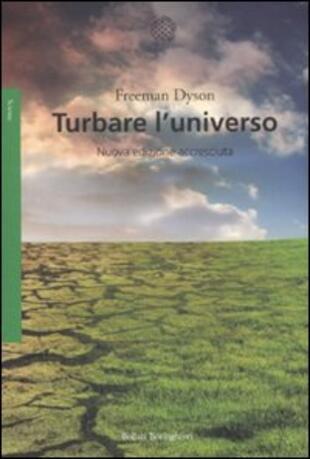 copertina Turbare l'universo
