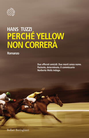 copertina Perché Yellow non correrà