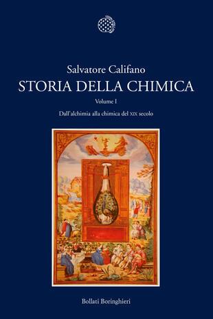 copertina Storia della chimica: vol. 1
